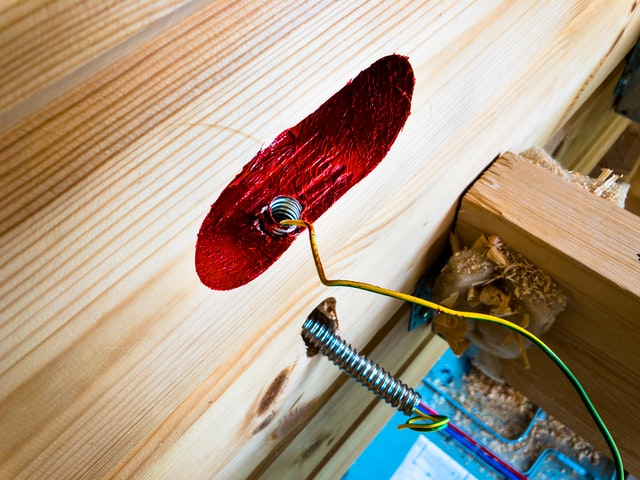 How is a termite inspection done?
